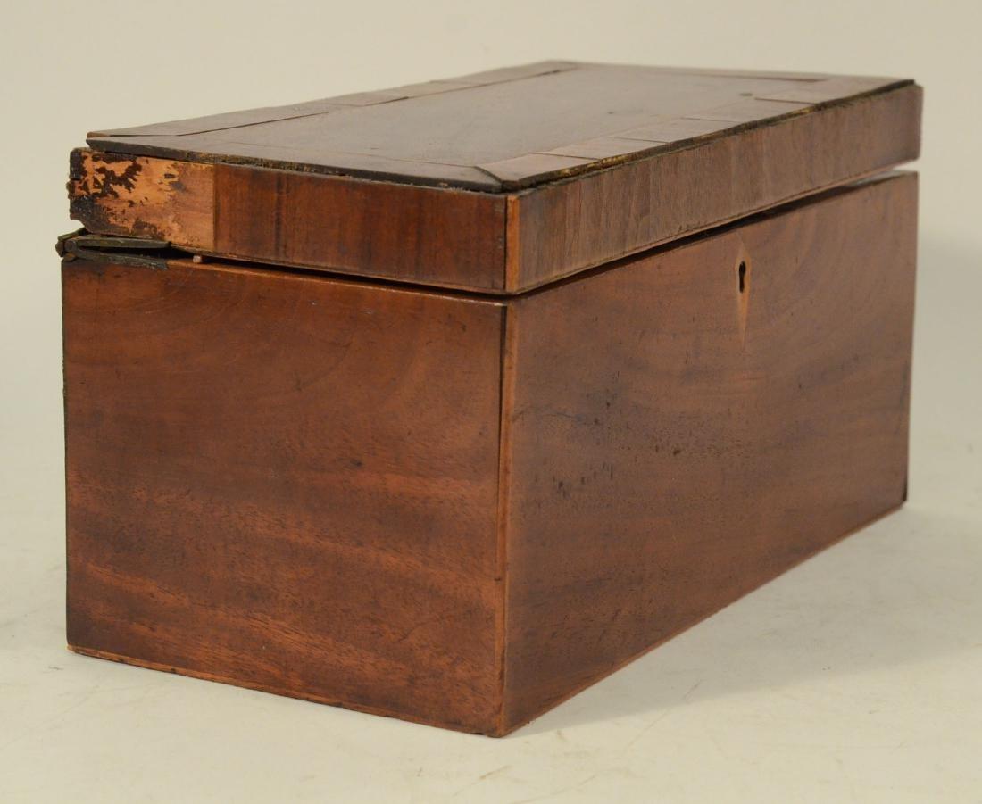 George III Tea Caddy - 5