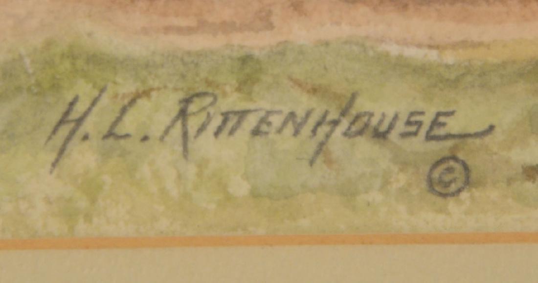 Sporting Print, H.L. Rittenhouse - 5