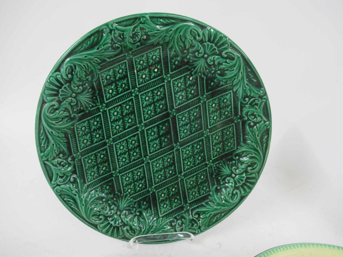 Wittman & Roth Ceramic Chamber Stick & Snuffer - 2