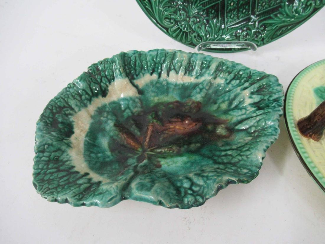 Wittman & Roth Ceramic Chamber Stick & Snuffer - 4