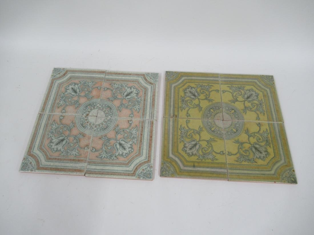 Two Sets of Tiles from Portugal