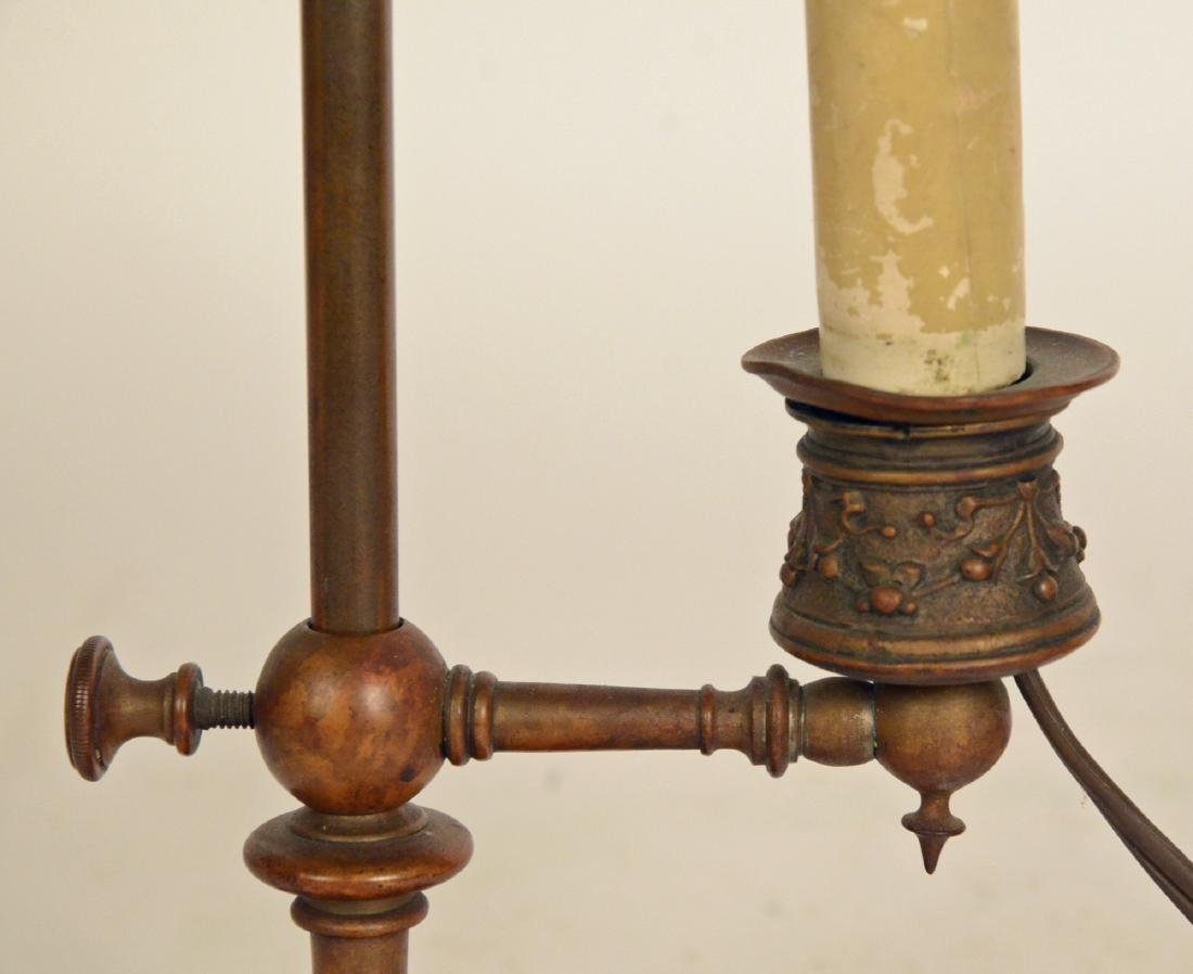 Gilt Metal Lamp - 6