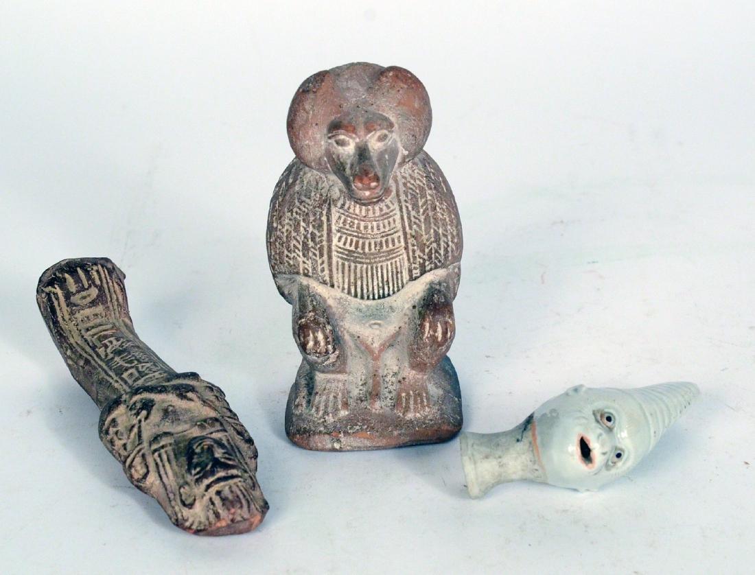Egyptian Terracotta Ushabti