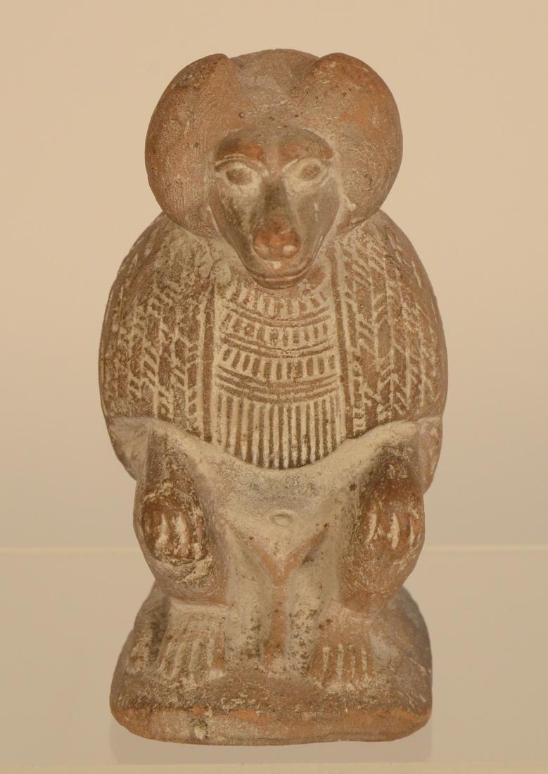 Egyptian Terracotta Ushabti - 6