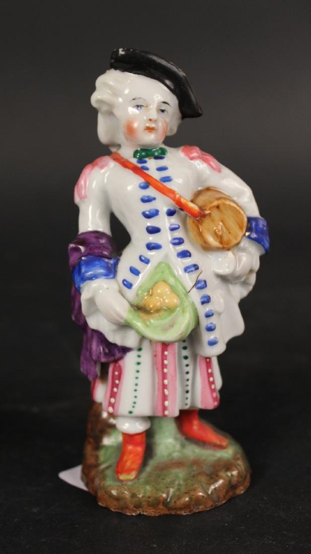 Five German Porcelain Figures - 2