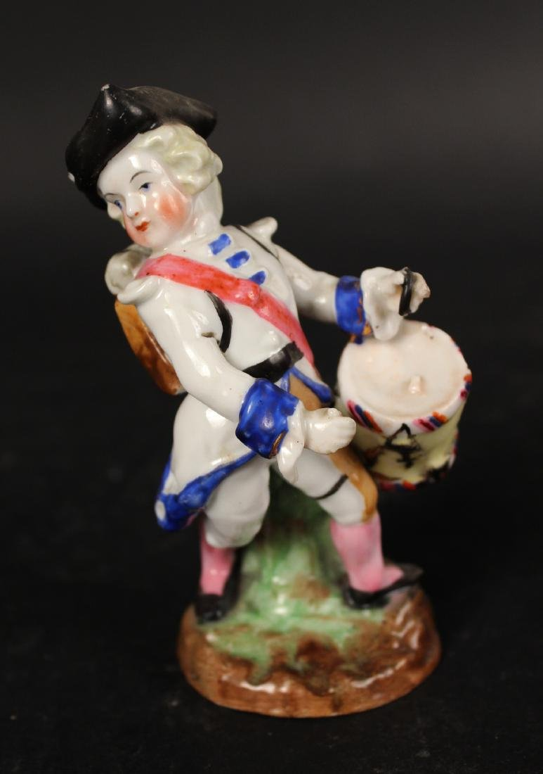 Five German Porcelain Figures - 4