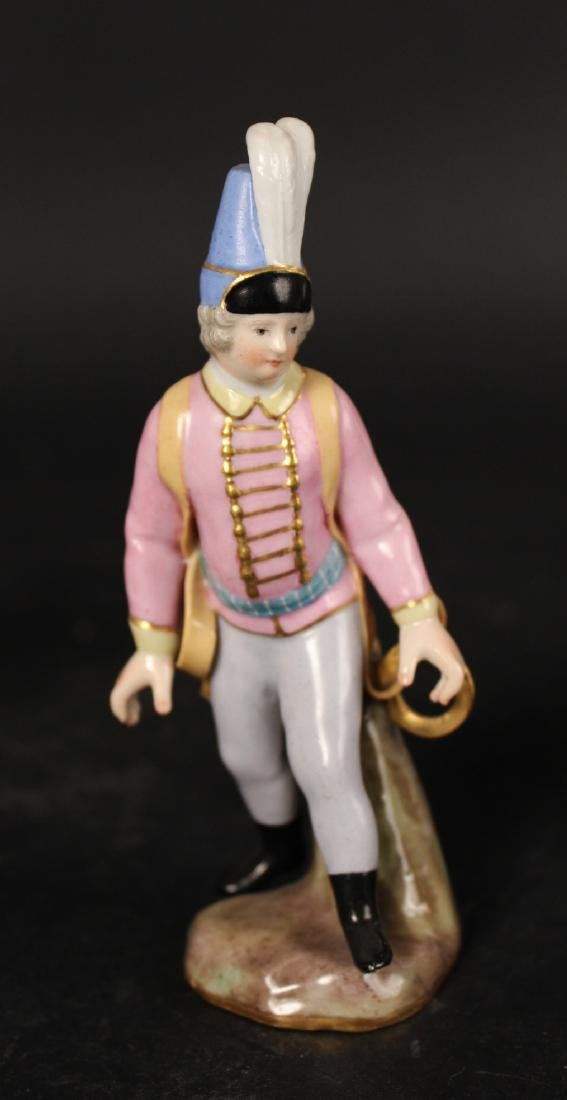 Five German Porcelain Figures - 5