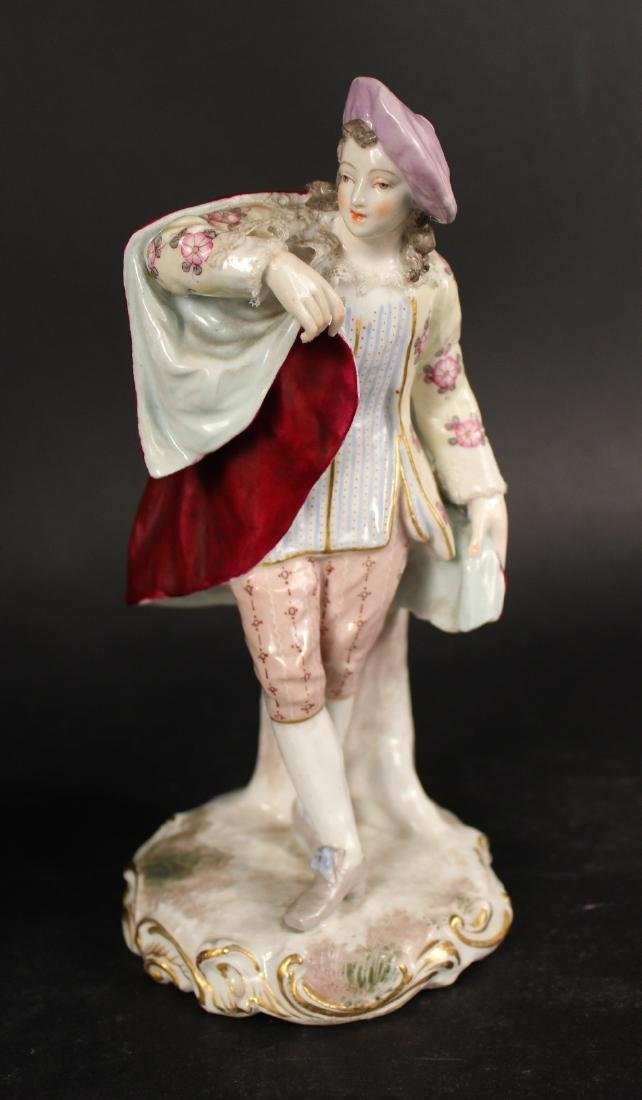 Six Porcelain Figurines - 2