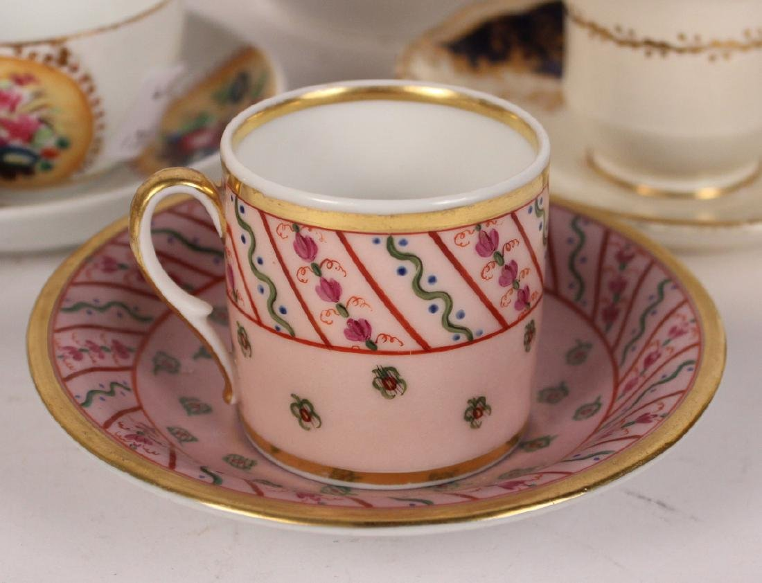 Fifteen Assorted Cups and Saucers - 2