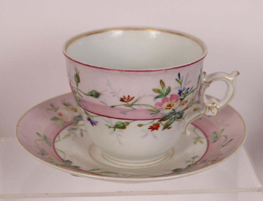 Fifteen Assorted Cups and Saucers - 3