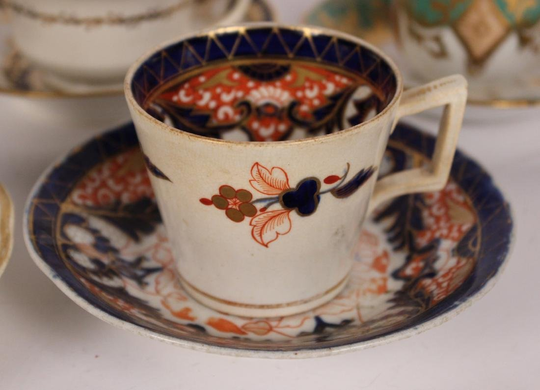 Fifteen Assorted Cups and Saucers - 5