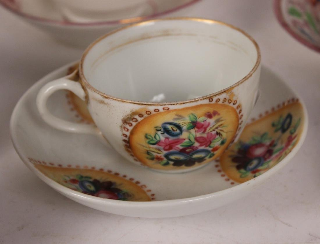 Fifteen Assorted Cups and Saucers - 7