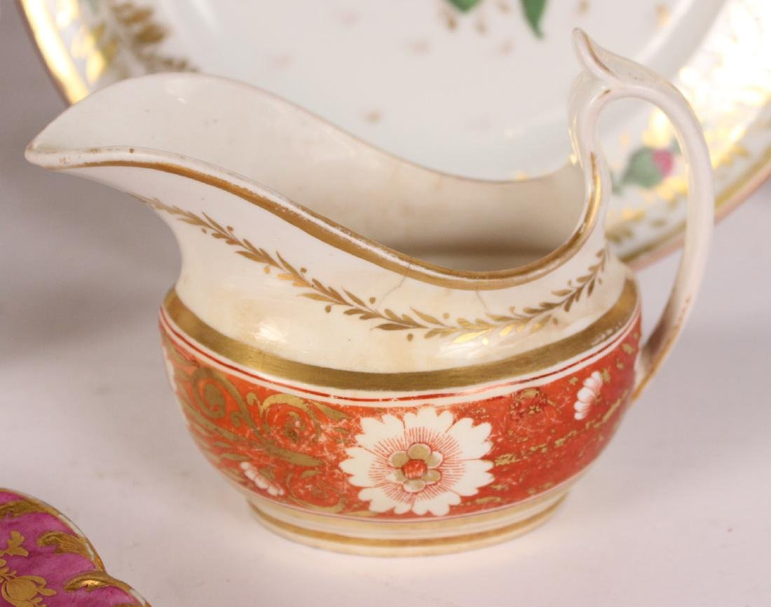 Group of Continental Porcelain Plates - 4