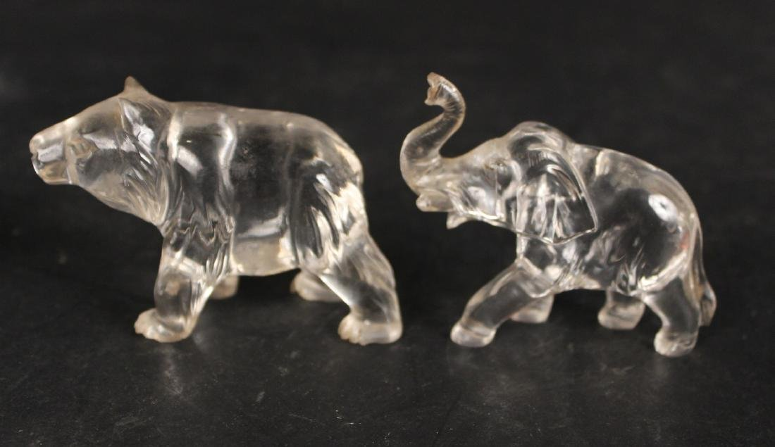 Murano Glass Elephant - 3