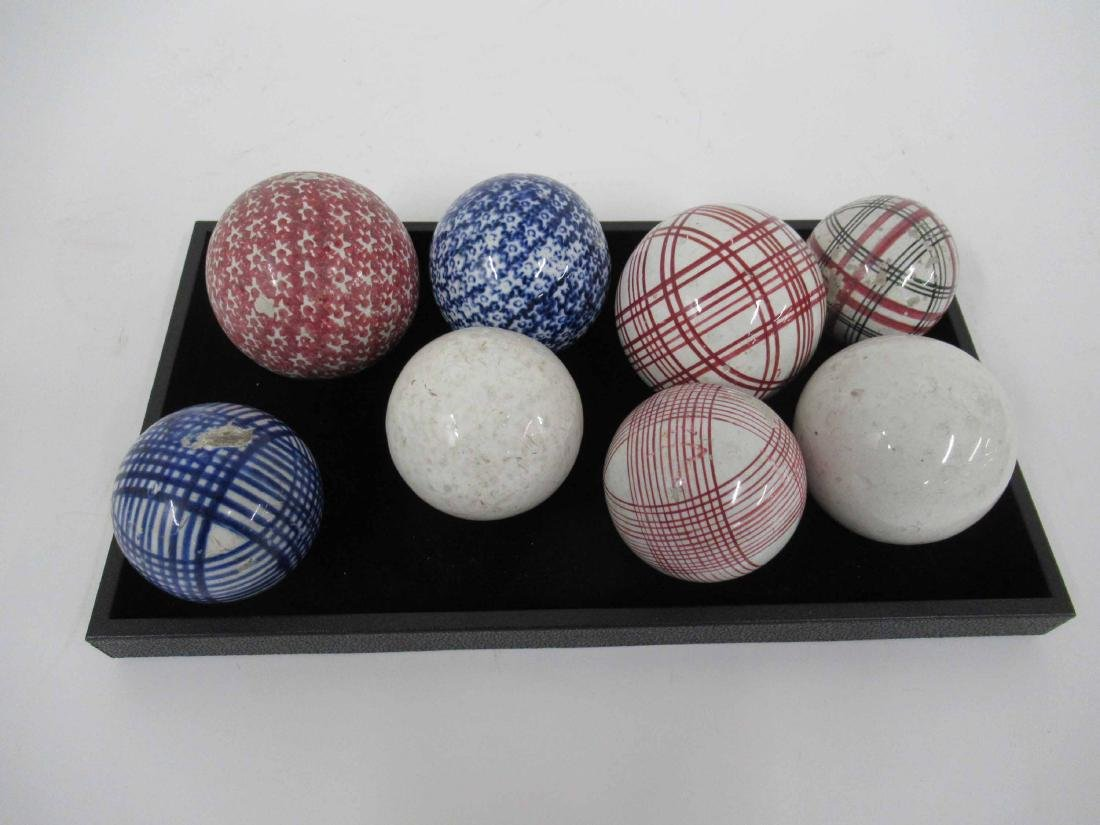Eight Carpet Balls - 2