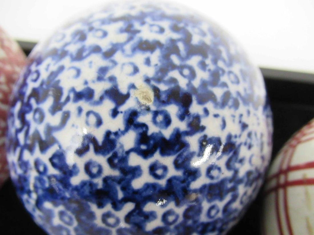 Eight Carpet Balls - 4