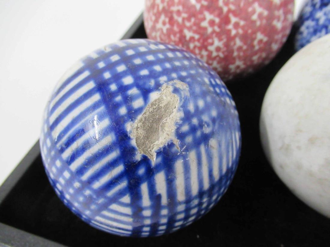 Eight Carpet Balls - 5