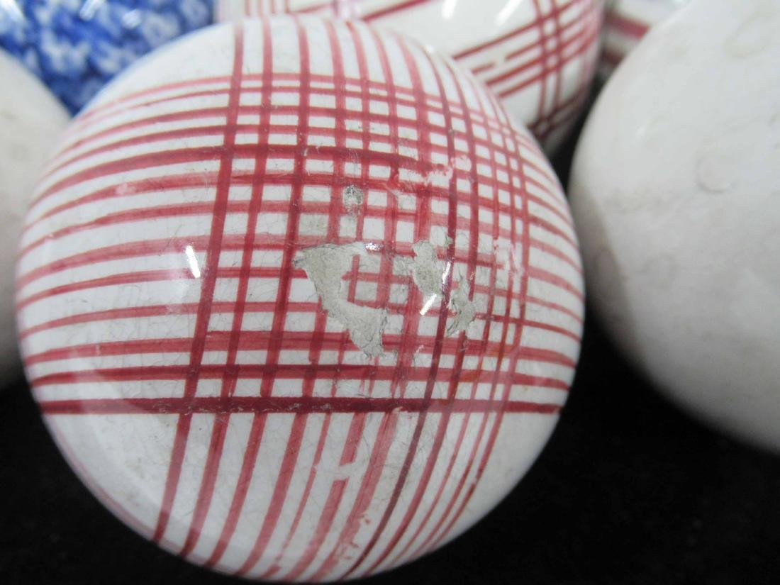 Eight Carpet Balls - 6