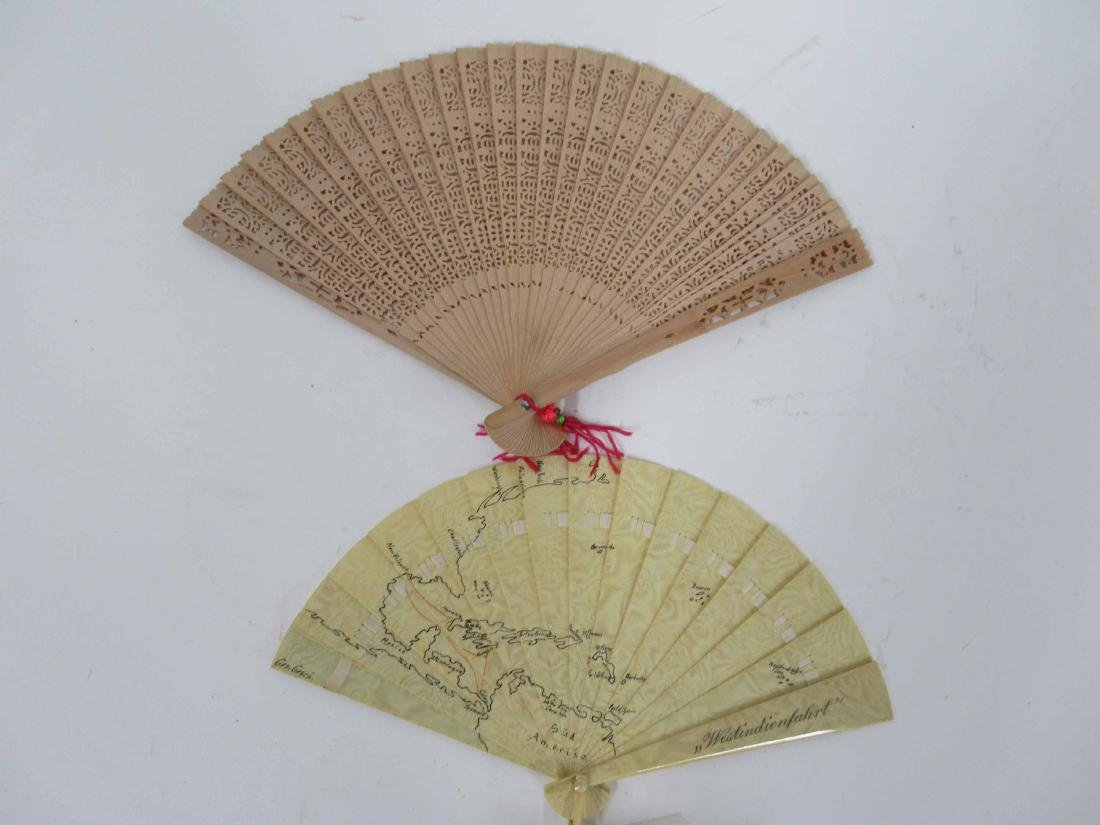 Group of Assorted Fans - 3