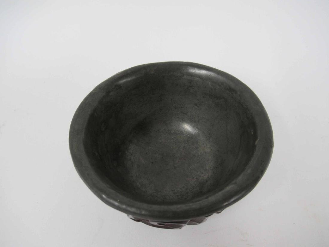 Chinese Guri Lacquer Tea Cup - 2