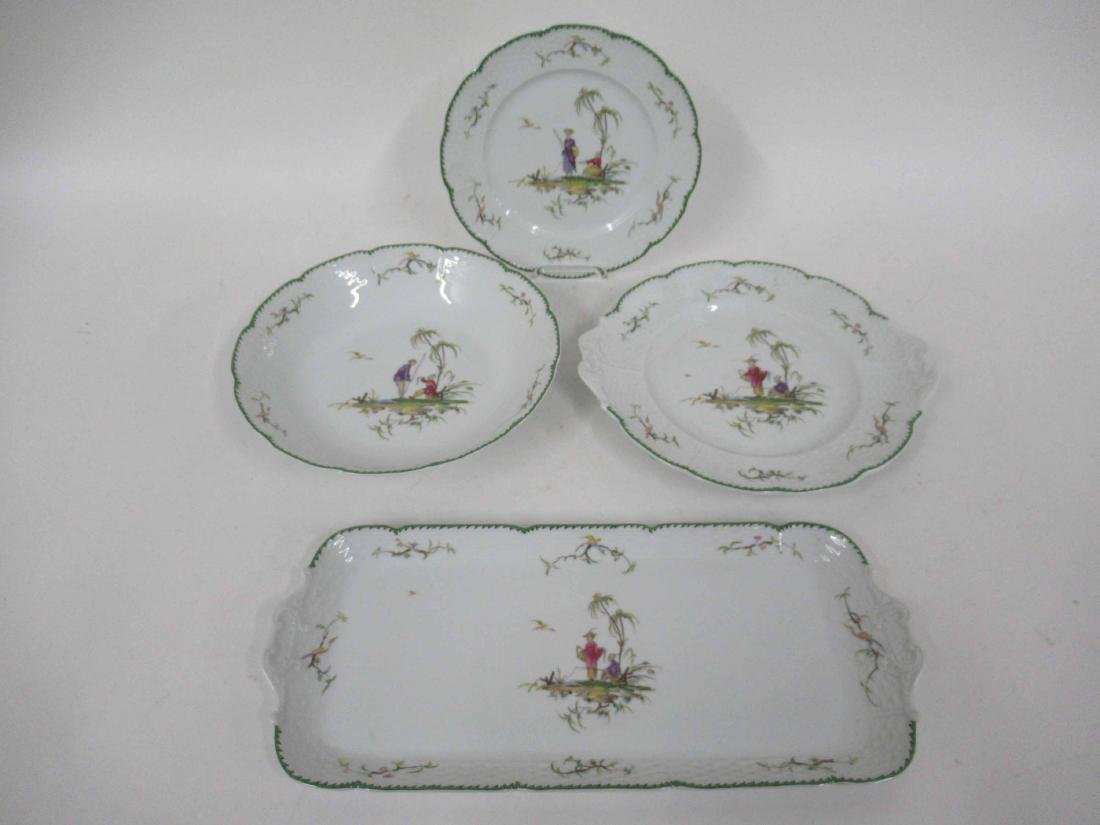Raynaud & Co Limoges Porcelain Serving Pieces