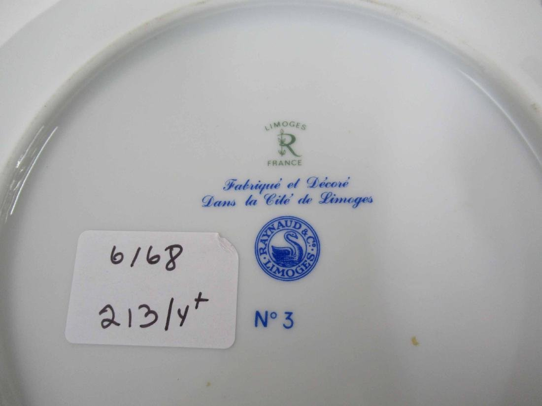 Raynaud & Co Limoges Porcelain Serving Pieces - 7