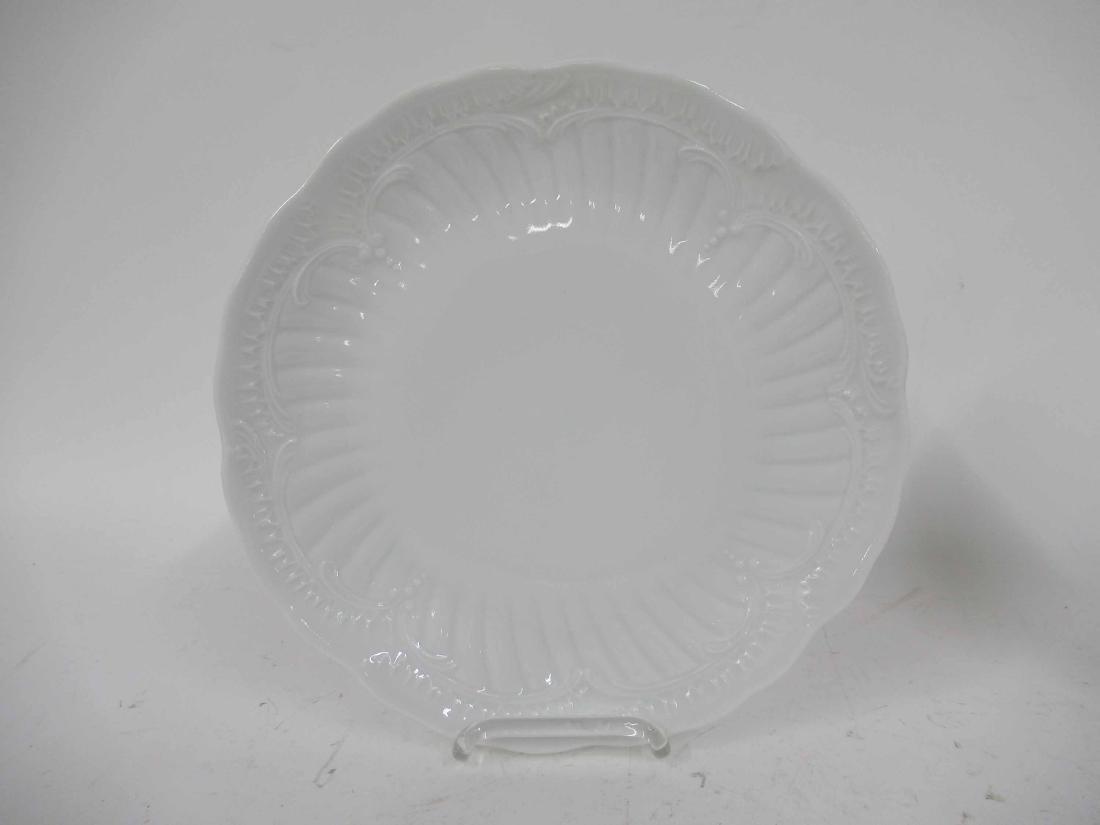 Nineteen Limoges Porcelain Dinner Plates