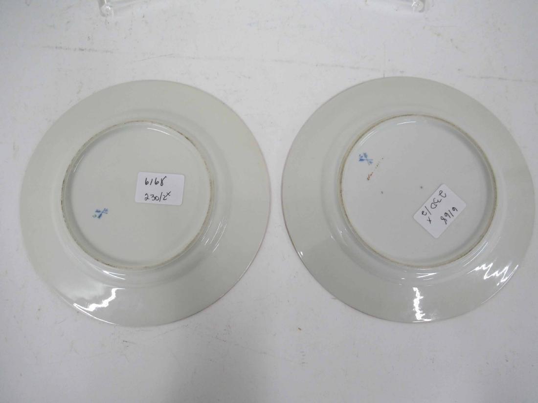 Two German Porcelain Plates - 5