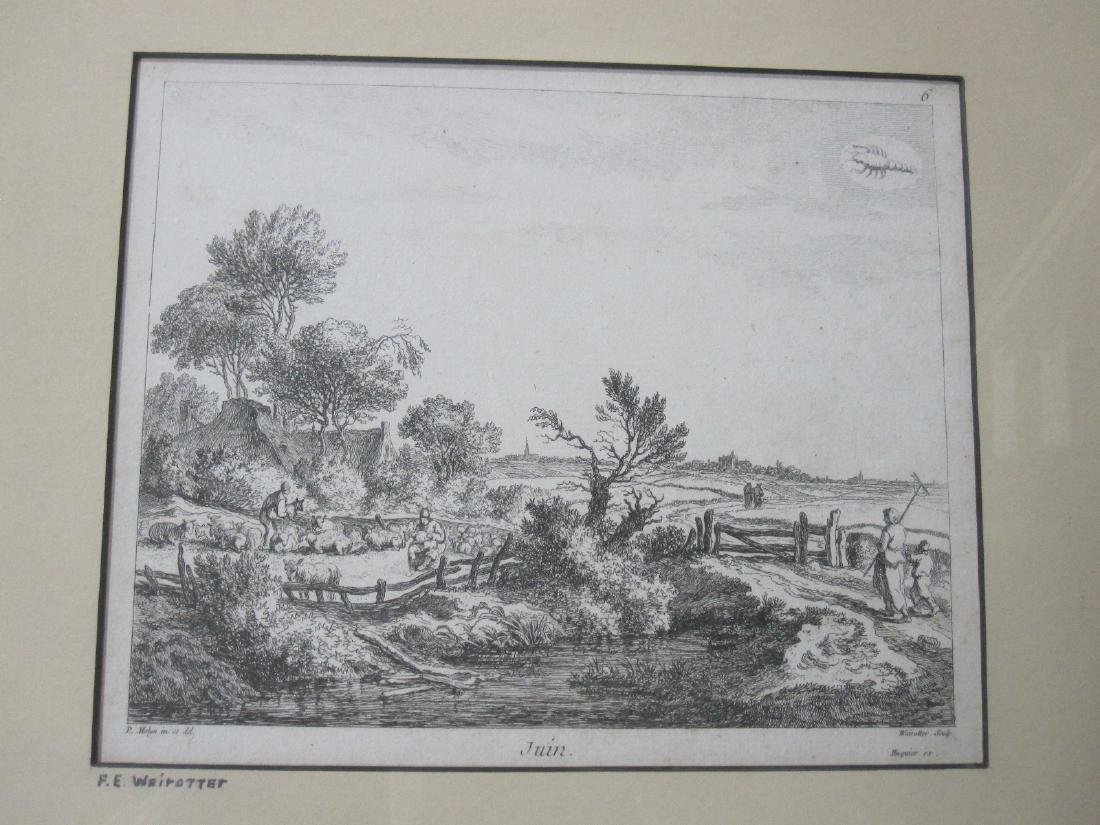 Two Wairotter Engravings