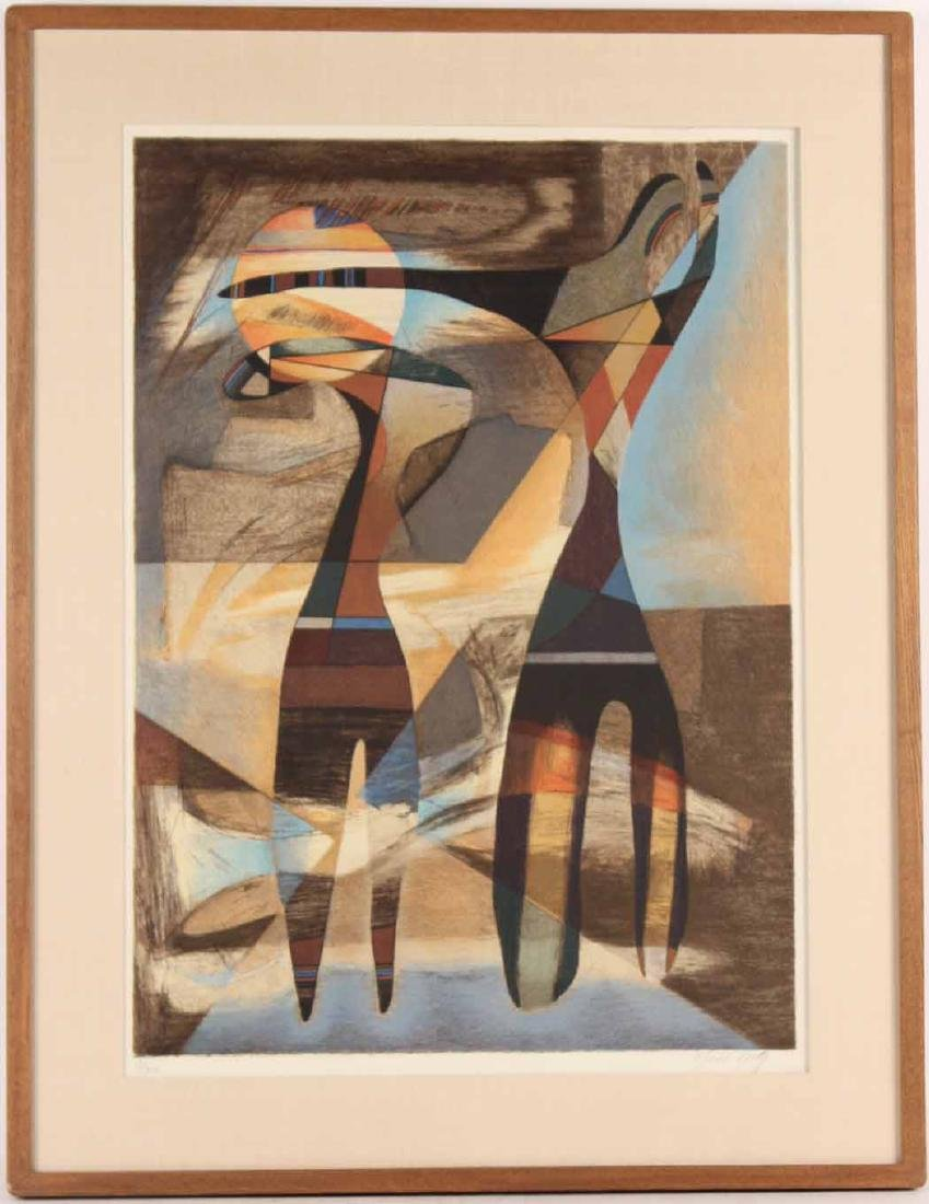 Abstract Print, Neal Doty