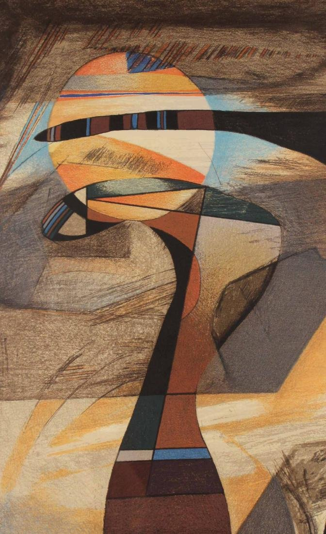 Abstract Print, Neal Doty - 3