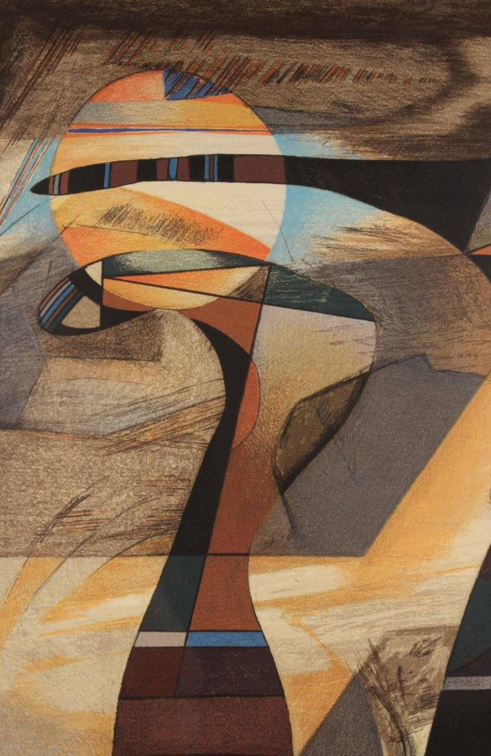Abstract Print, Neal Doty - 4