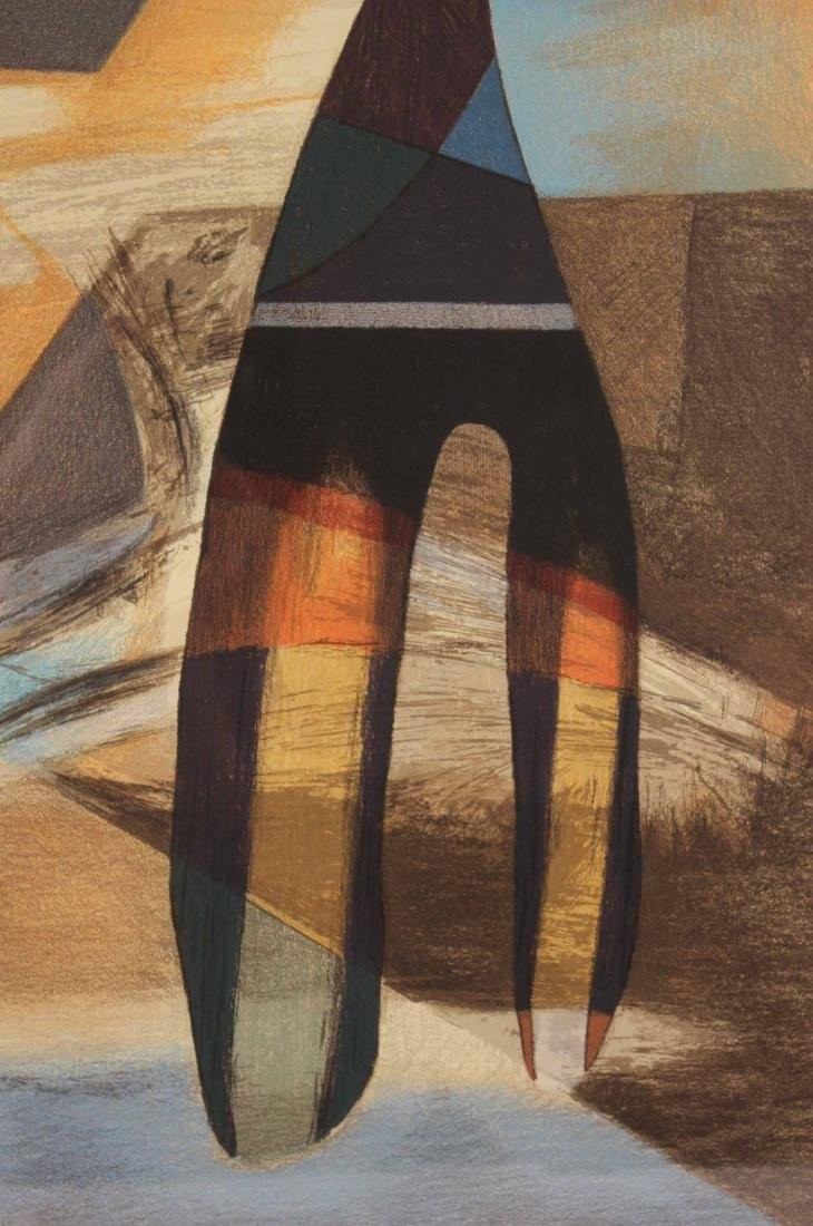 Abstract Print, Neal Doty - 5
