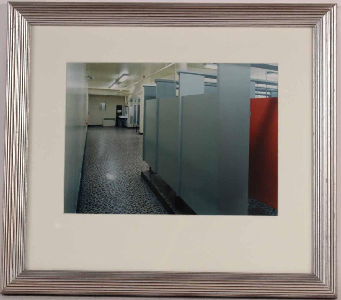 Photograph, Public Restroom, Karin Geiger
