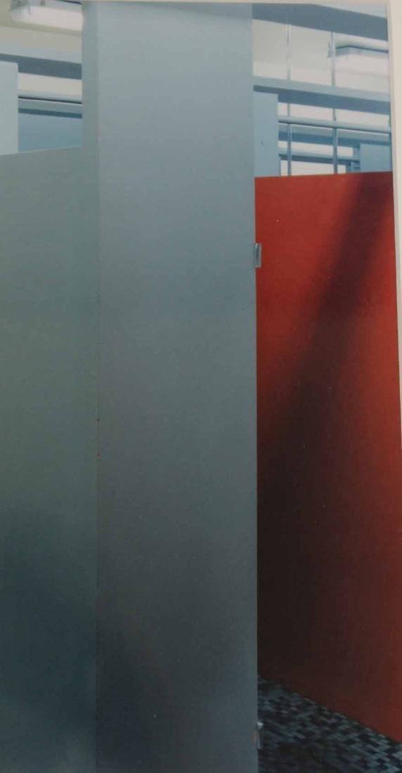 Photograph, Public Restroom, Karin Geiger - 4