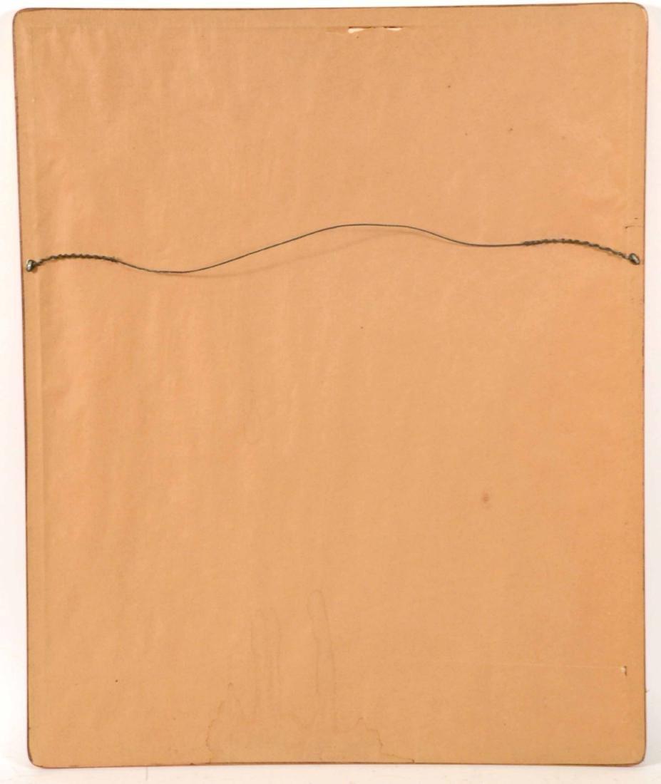 Serigraph, Abstract Jorge Perez Castano - 9