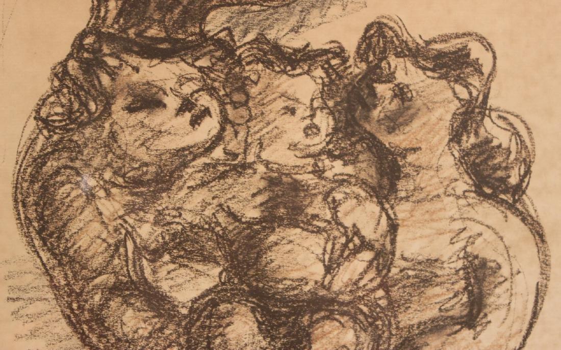 Print, Figures, Chaim Gross - 4