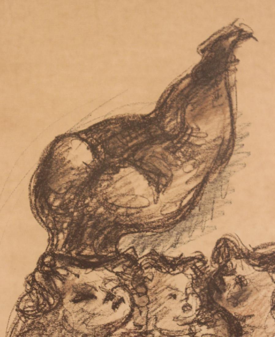 Print, Figures, Chaim Gross - 5