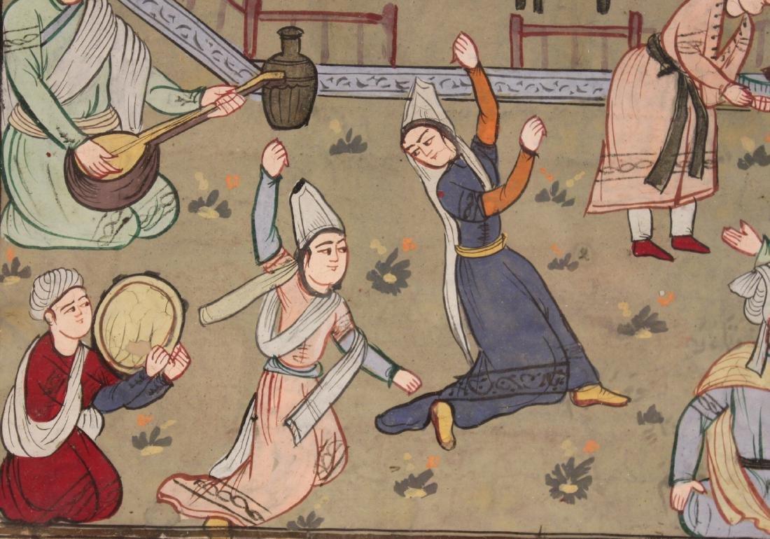 Indian Illuminated Manuscript - 5