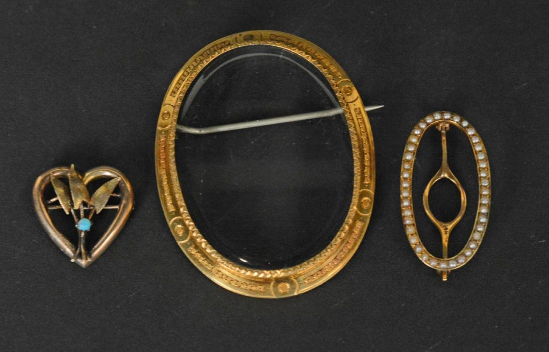 Group of Victorian Jewelry - 3