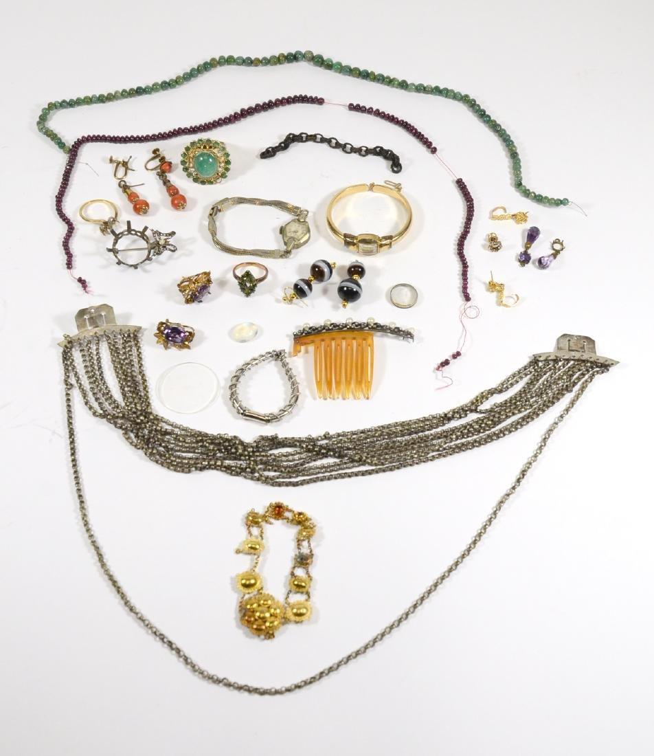 Emerald Beads & Ruby Beads