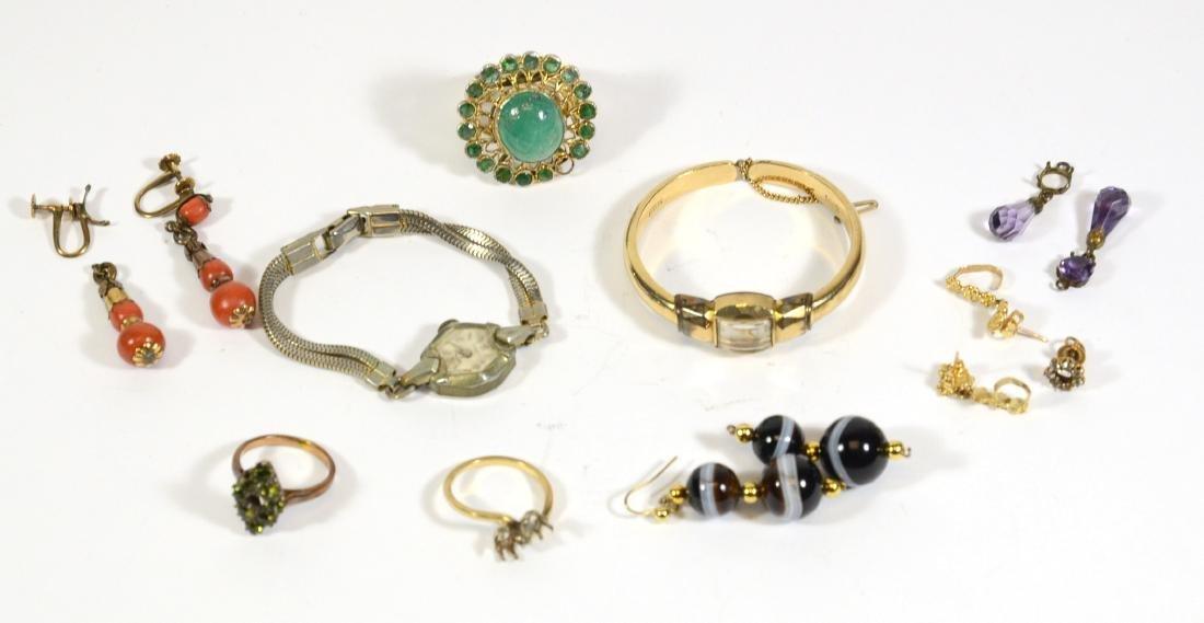 Emerald Beads & Ruby Beads - 4