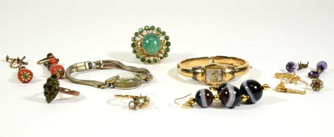 Emerald Beads & Ruby Beads - 5