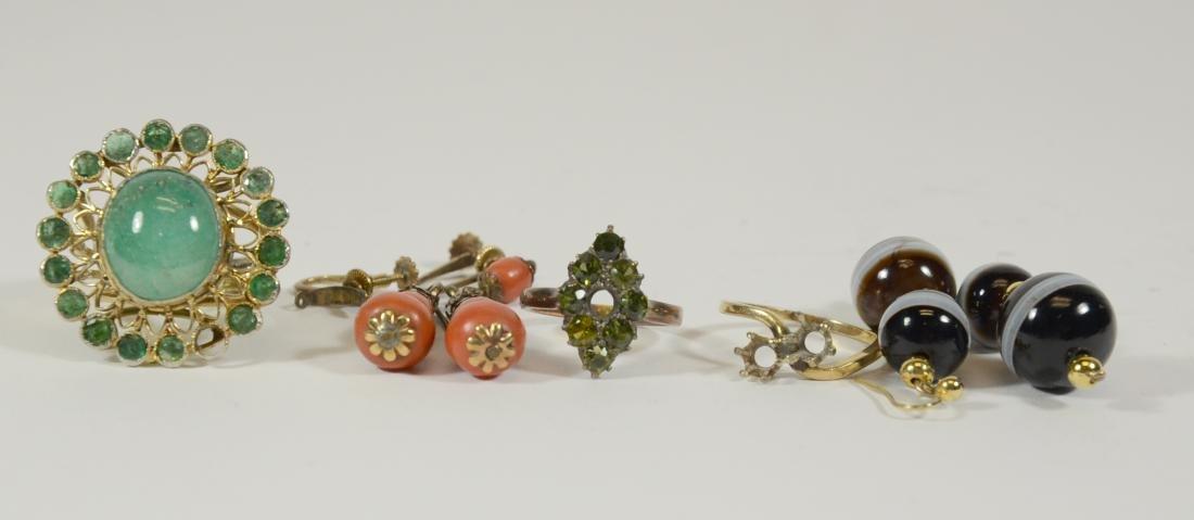 Emerald Beads & Ruby Beads - 6