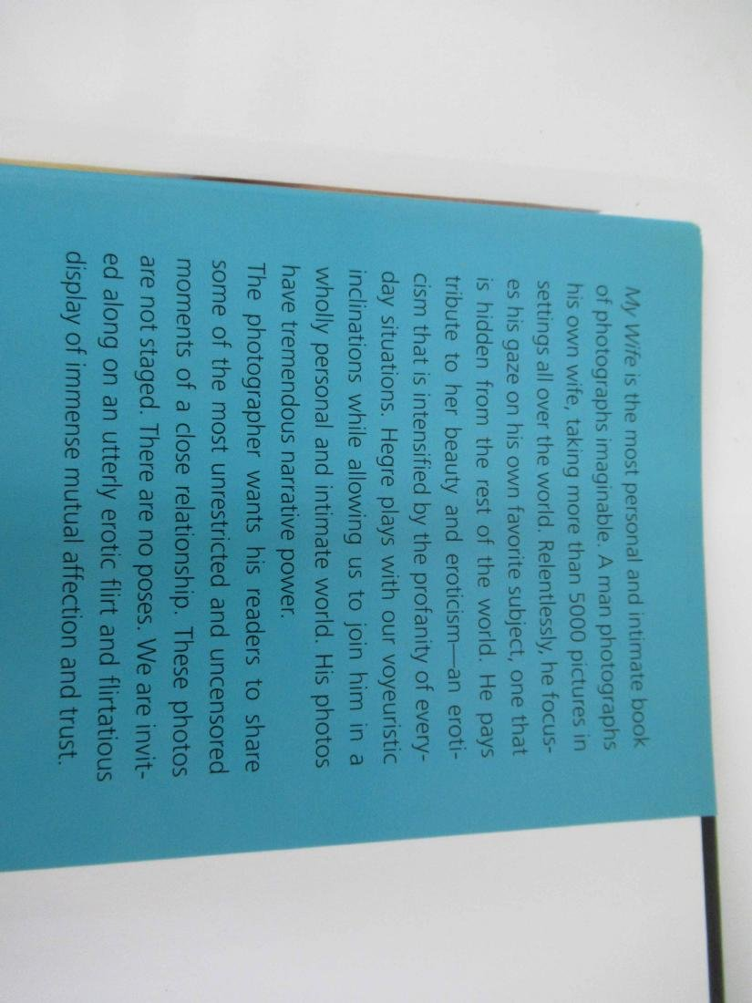 Petter Hegre My Wife Book - 5