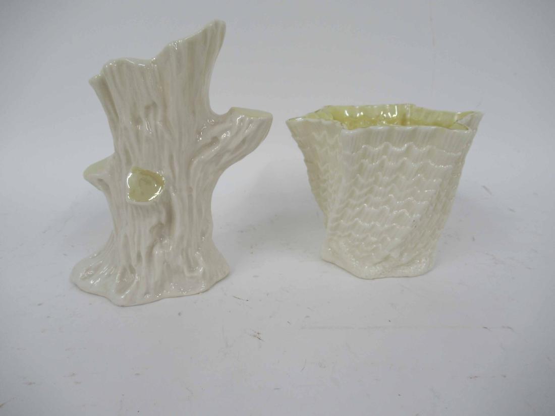 Belleek Shell Form Waste Bowl - 2