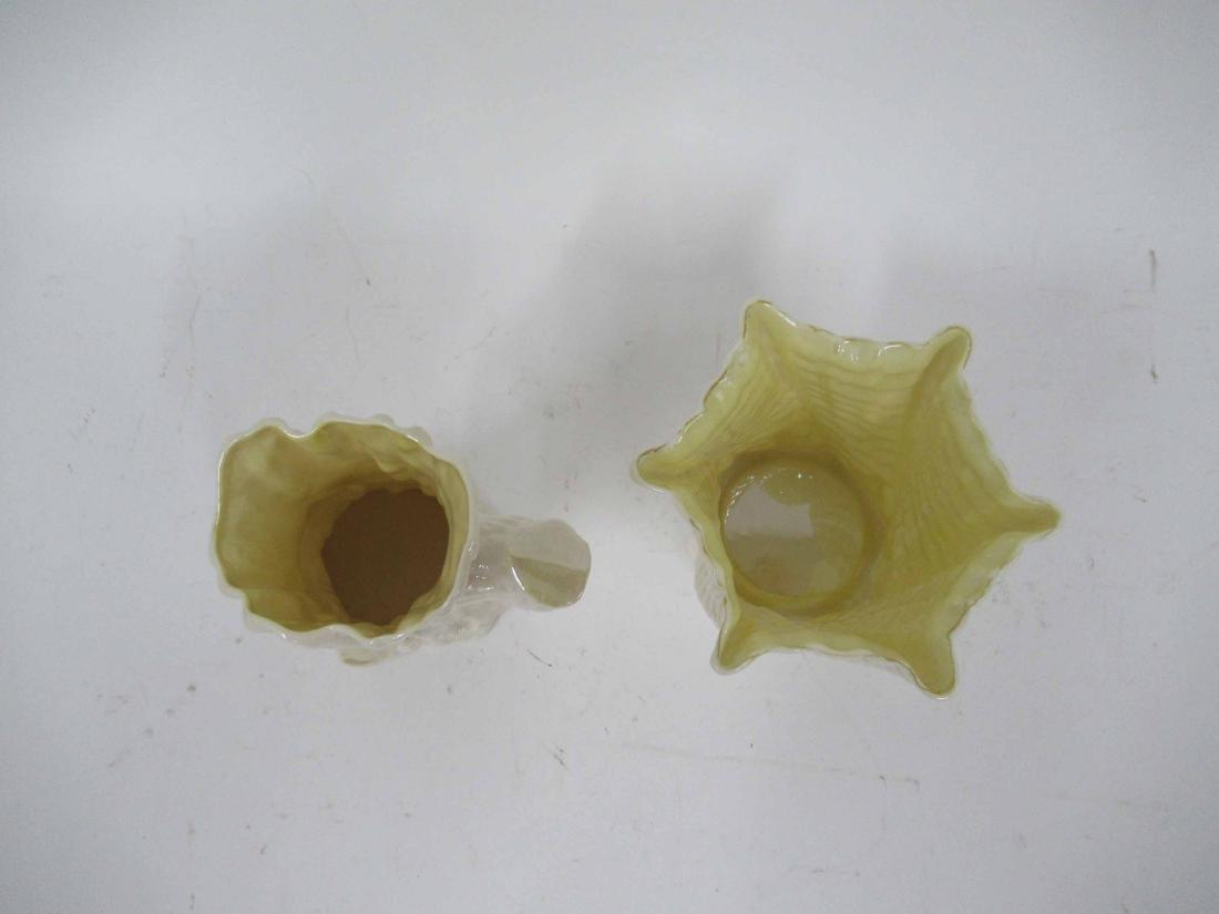 Belleek Shell Form Waste Bowl - 3