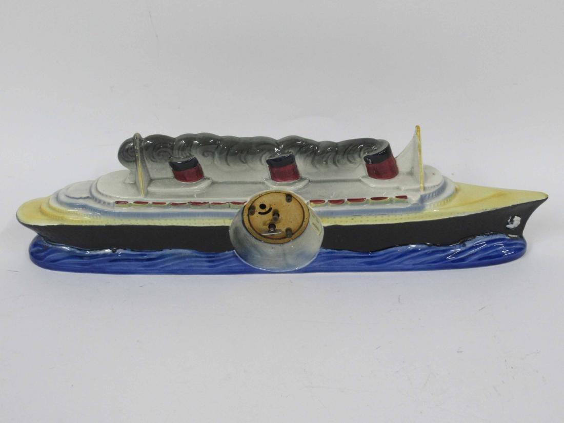 S.S. Normandie Steamship Clock - 5
