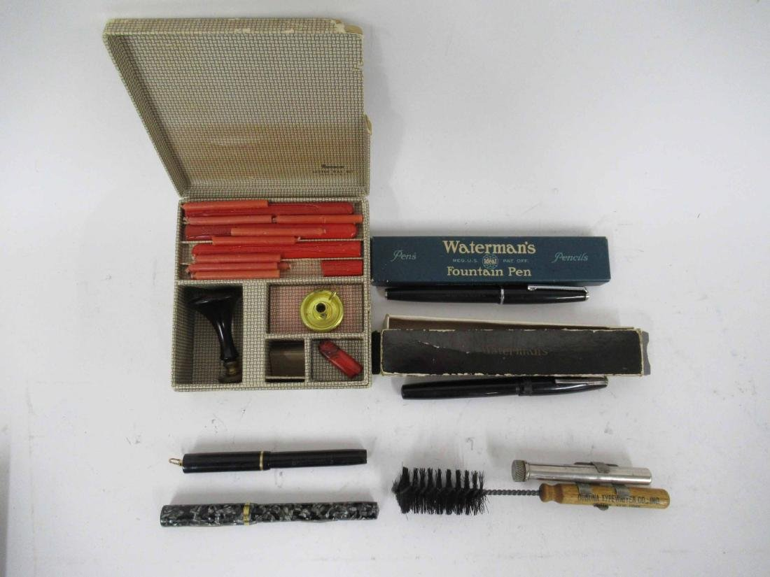 Group of Assorted Fountain Pens