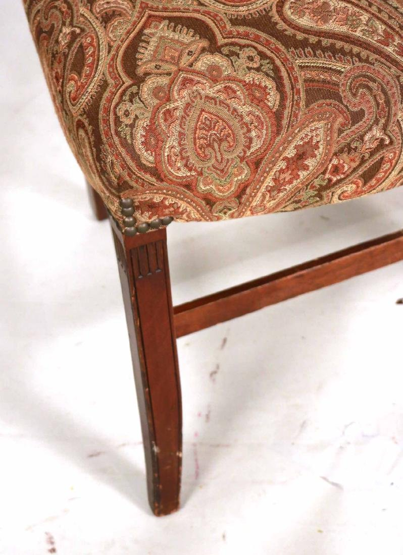 Six Federal Style Mahogany Dining Chairs - 5